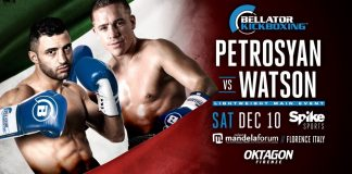 Bellator Kickboxing 4 - Fight Card