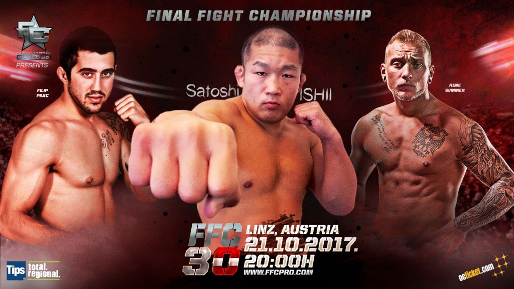 Final Fight Championship 30 promo 4