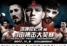 Kunlun Fight 66 promo 2