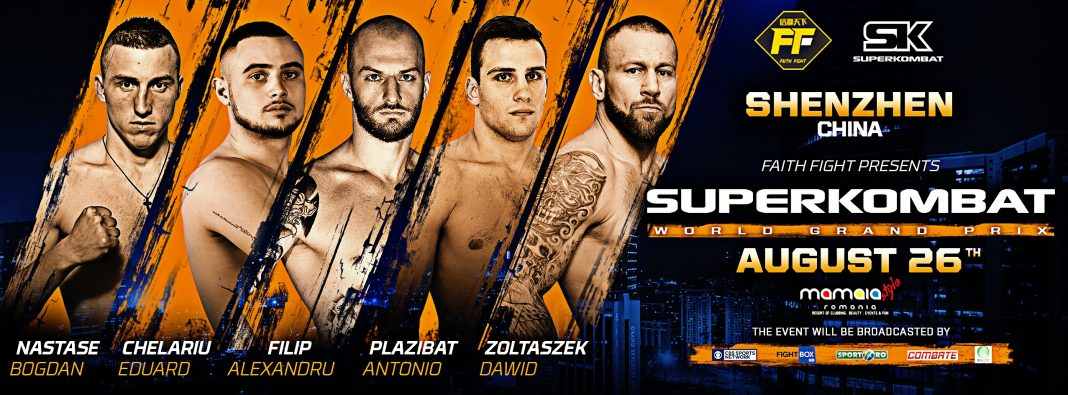 SUPERKOMBAT World Grand Prix III 2017