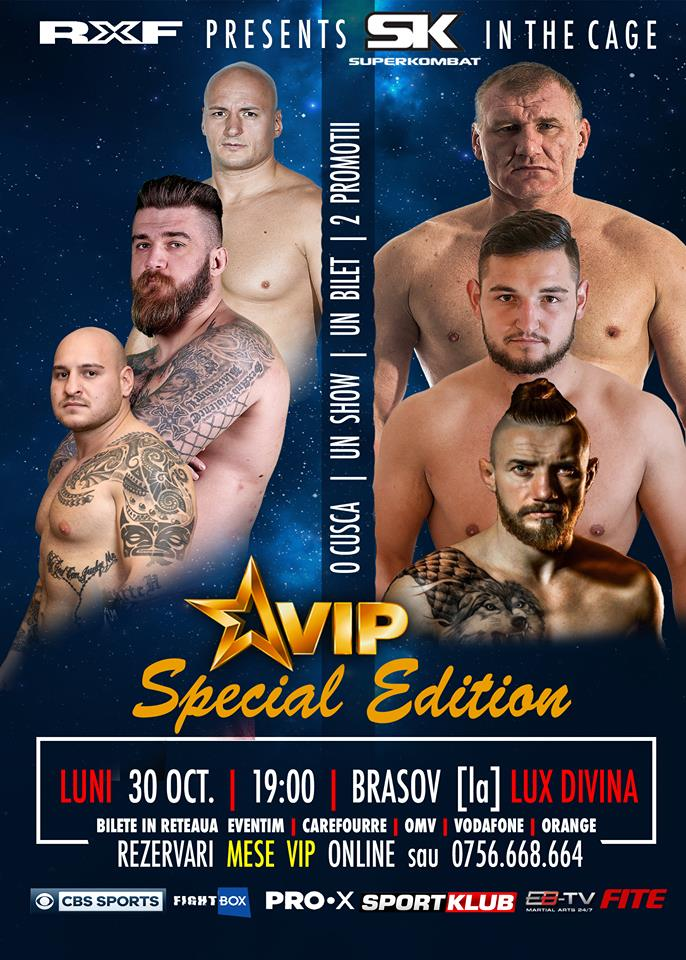 Superkombat in the Cage