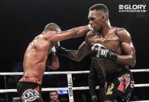 Glory 37 - Fight Results