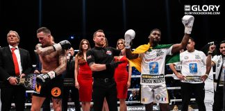 Glory 42 - Fight Results