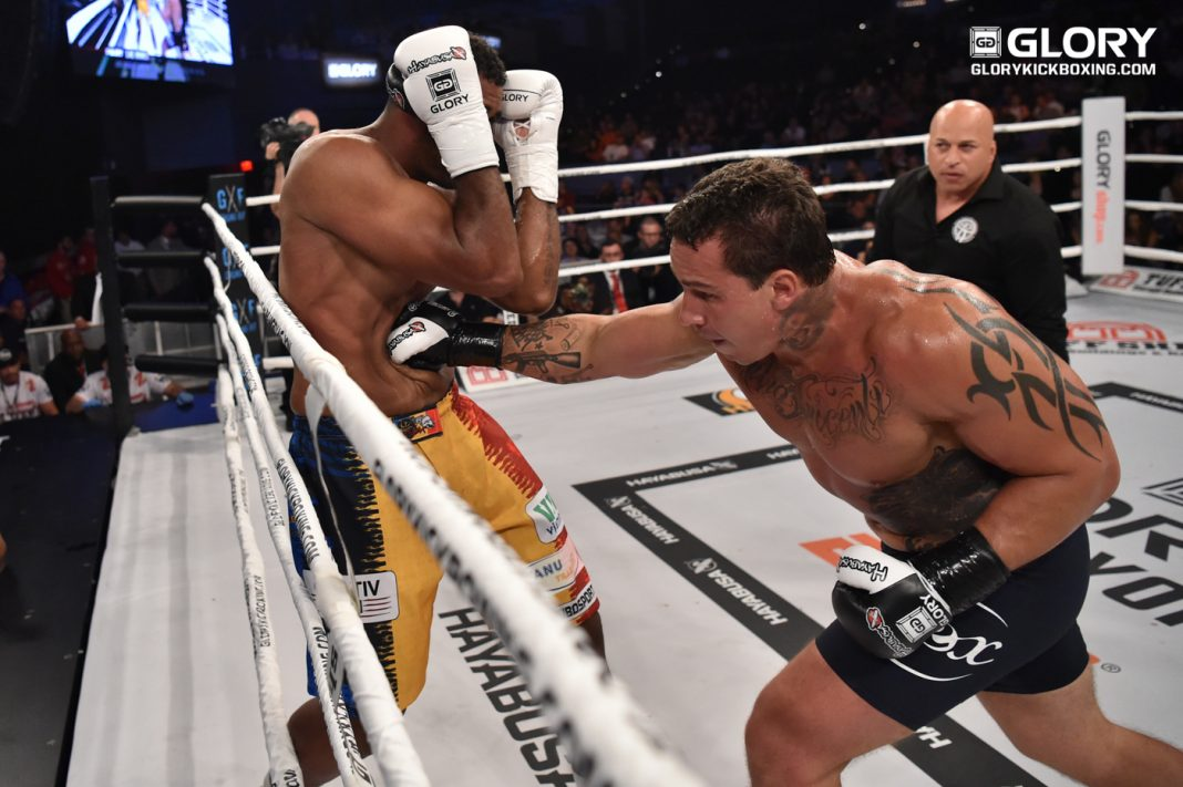 Glory 43 - Fight Results