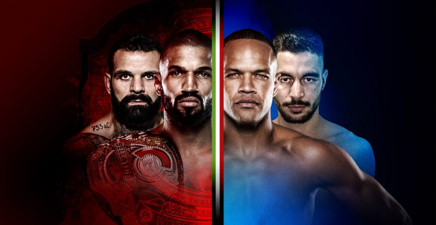 Bellator Kickboxing 8 - Fight card