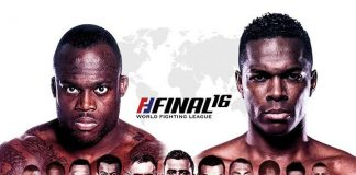 World Fighting League - Final 16 promo 5