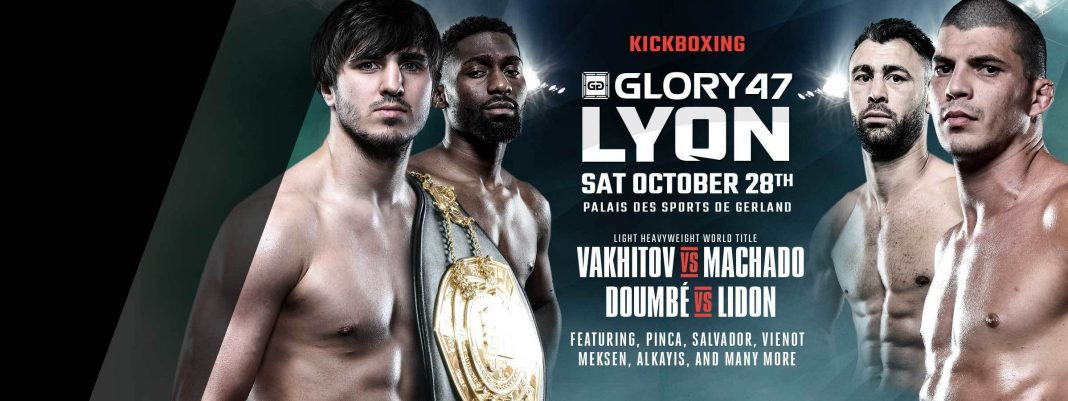 Glory 47 - Fight Card