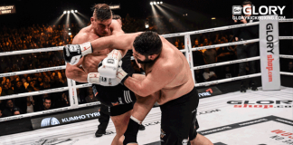 Glory 41 - Fight Results