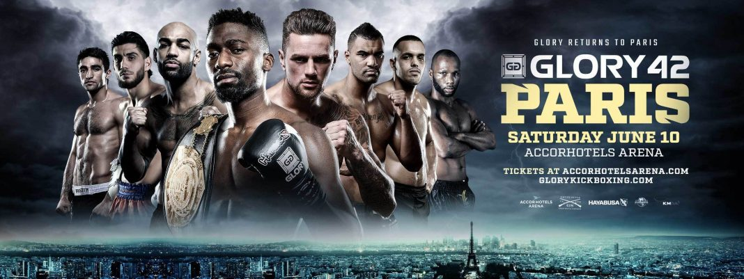Glory 42 - Fight Card