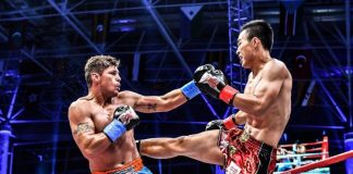 Kunlun Fight 66 - Fight Results