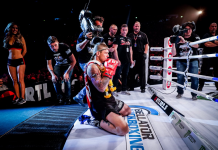 Bellator Kickboxing 8 - Fight Results