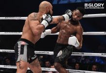Glory 39 - Fight Results