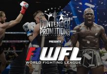 World Fighting League England promo 1