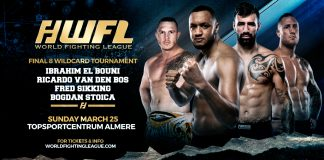 World Fighting League - Final 8 Wildcard Tournament promo 3