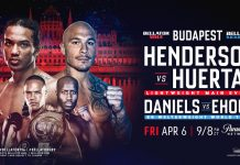 Bellator Kickboxing 9 - Fight Card