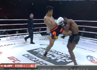 Glory 50 – Fight Results