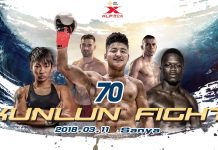 Kunlun Fight 70 promo 1