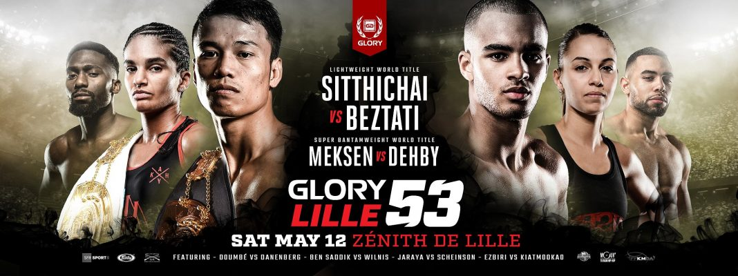 Glory 53 – Fight Card