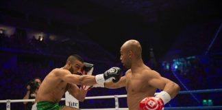 Bellator Kickboxing 1 - Fight Results