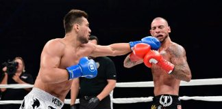 Bellator Kickboxing 2 - Fight Results