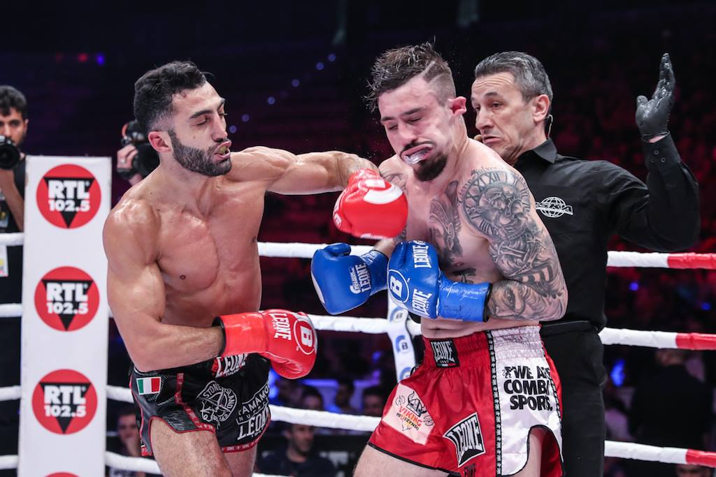 Bellator Kickboxing 5 - Fight Results