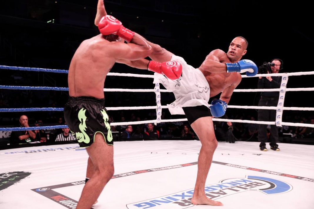 Bellator Kickboxing 7 - Fight Results