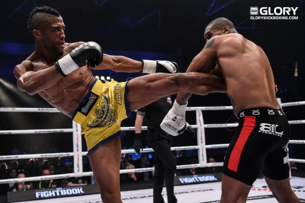 Glory 40 - Fight Results
