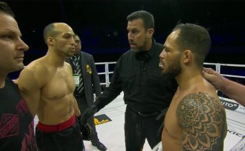 Glory 52 – Fight Results