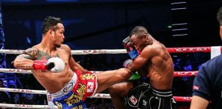 Kunlun Fight 61 - Fight Results