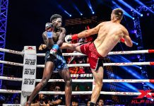 Kunlun Fight 64 - Fight Results