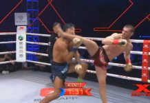 Kunlun Fight 71 - Fight Results