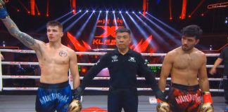 Kunlun Fight 72 - Fight Results