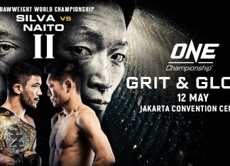 ONE Championship: GRIT AND GLORY – Fight Card