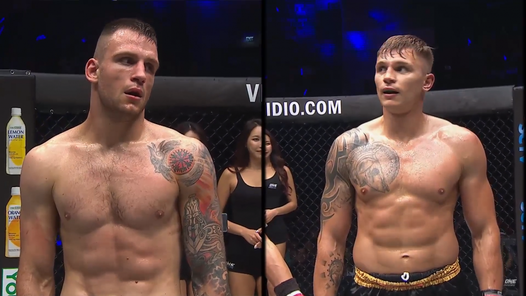 ONE Championship: GRIT AND GLORY – Fight Results