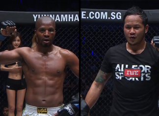 ONE Championship: UNSTOPPABLE DREAMS – Fight Results