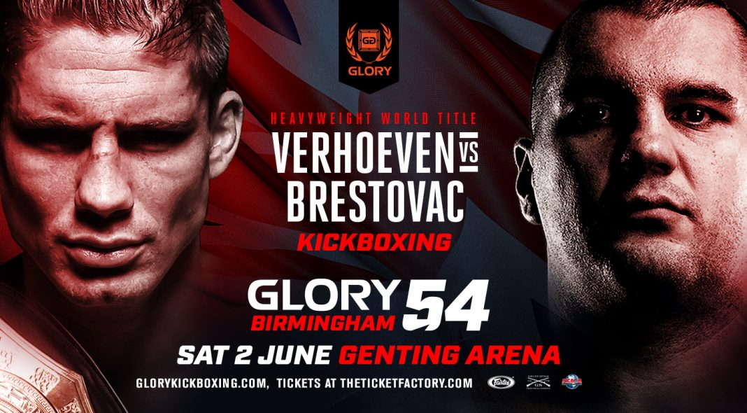Glory 54 – Fight Card