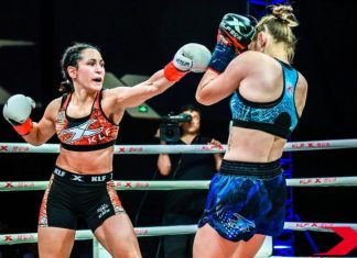 Kunlun Fight 73 - Fight Results