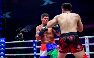 Kunlun Fight 74 - Fight Results