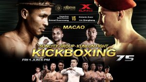 Kunlun Fight 75 - Fight Card