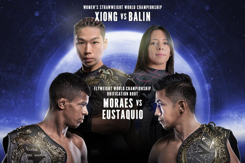 ONE Championship: Pinnacle Of Power – Fight Card