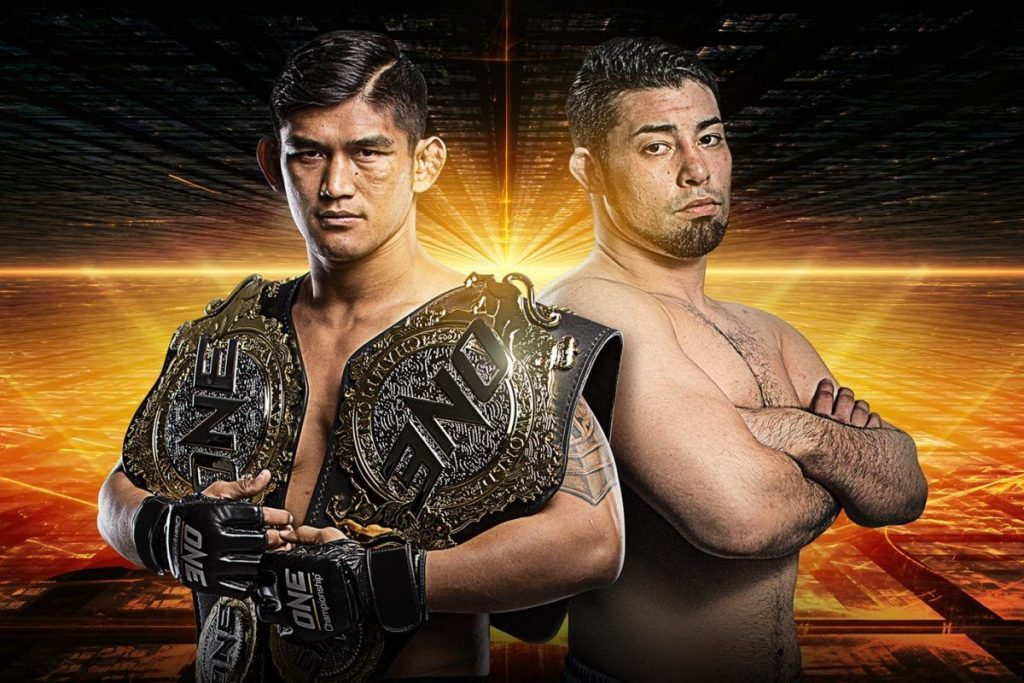 ONE Championship: Spirit Of A Warrior – Fight Card