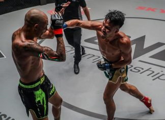 ONE Championship: Spirit Of A Warrior – Fight Results