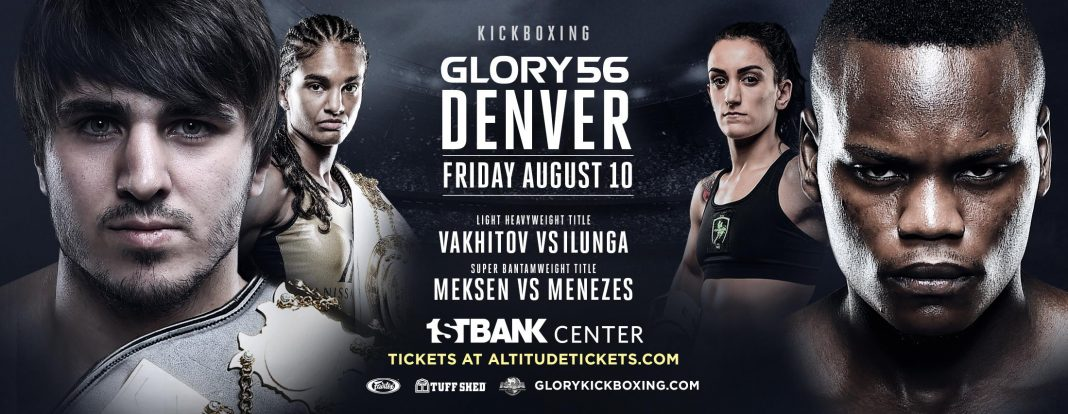 Glory 56 – Fight Card