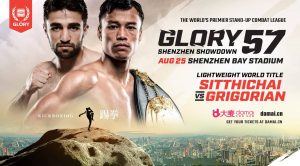 Glory 57 – Fight Card