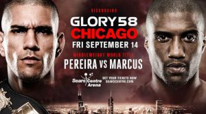 Glory 58 – Fight Card