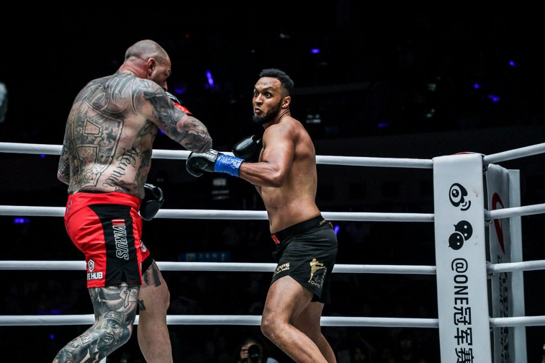 ONE Championship: Battle For The Heavens – Fight Results