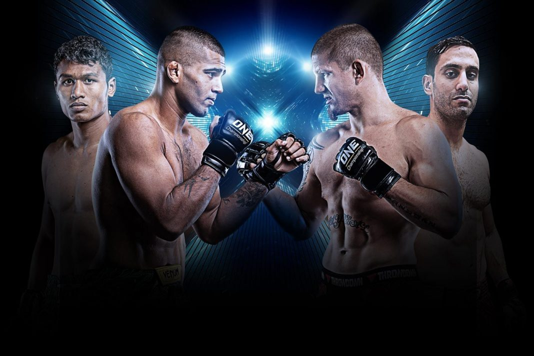 ONE Championship: Pursuit Of Power – Fight Card