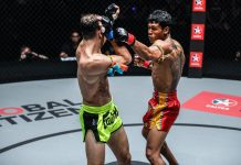 ONE Championship: Pursuit Of Power – Fight Results