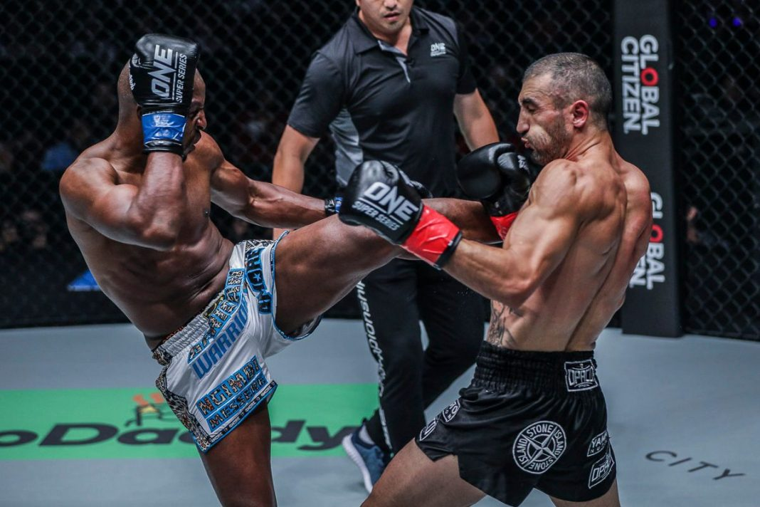 ONE Championship: Reign Of Kings – Fight Results