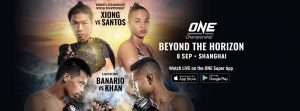 ONE Championship: Beyond The Horizon – Fight Card